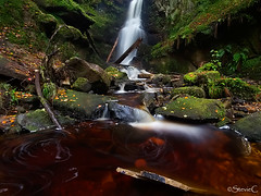 Upper Falls (StevieC-Photography) Tags: water canon steviec