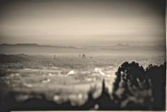 Flourence [Explored] (niK10d) Tags: sunset fog clouds florence tramonto nuvole tuscany firenze toscana nebbia pentaxk10d flickraward mygearandme mygearandmepremium mygearandmebronze ringexcellence