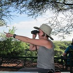 "Claudia on Safari <a style=""margin-left:10px; font-size:0.8em;"" href=""http://www.flickr.com/photos/14315427@N00/6591881515/"" target=""_blank"">@flickr</a>"