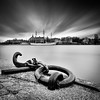 Hooks Harbor.. (Peter Levi) Tags: city longexposure sea sky blackandwhite bw blancoynegro water clouds harbor ship sweden stockholm le afchapman idream travellingclouds bestcapturesaoi elitegalleryaoi