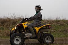Liam (JackStott) Tags: 3 bike canon honda quad dirt quarry lightroom 400cc 60d