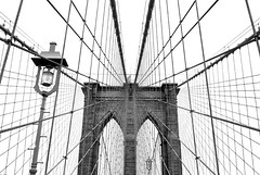 Brooklyn Bridge (D.J. De La Vega) Tags: new leica york bridge brooklyn manhattan x1