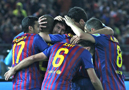 FC Barcelona Team of the Year 2011 by globalite, on Flickr