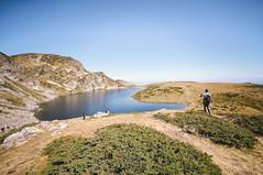 ( Nino) Tags: mountain lake ex nature beautiful beauty trekking lens dc lift angle outdoor stones wide lakes 7 sigma bulgaria rila seven mm 1020 rilski f456 sedemte ezera hsm