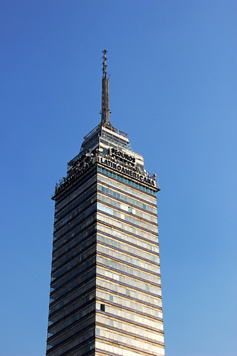 Torre Latinoamericana (Latin American Tower), Mexico City