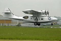 Canadian Vickers PBV-1A Canso A G-PBYA / 433915 (Andy C's Pics) Tags: catalina sen pby southendairshow gpbya 433915 egmc pb5y