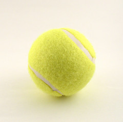Single tennis ball (Edwin Torres Photography) Tags: new yellow ball one tennis single lone