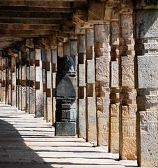 (AbhijeetRane) Tags: travel sculpture india art photography ancient nikon religion temples karnataka belur rane d60 sakleshpur travelphotography abhijeet nikond60 abhijeetrane