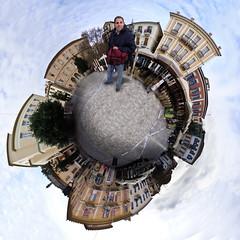 little inhabited planet- Syntagma Square, Nafplion, Greece (amfipolos) Tags: photoshop 360 greece nafplion sonycybershot nafplio polarcoordinates syntagmasquare littleplanet polarpanorama stereographicprojection ναύπλιο πλατείασυντάγματοσ