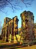 Shadows on the past (Mr Grimesdale) Tags: ruins chapel lancashire merseyside lydiate sefton churchruins stkatherineschapel stevewallace westlancashire mrgrimesdale