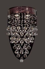 "8062 CRYSTAL RAIN WALL SCONCE • <a style=""font-size:0.8em;"" href=""http://www.flickr.com/photos/43749930@N04/6703262355/"" target=""_blank"">View on Flickr</a>"
