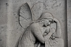 Psyche (michael_hamburg69) Tags: friedhof cemetery female butterfly germany deutschland wings wing relief papillon bremen psyche schmetterling cimetière 1875 flügel weiblich denkmalschutz parkfriedhof schwachhausen riensbergerfriedhof riensberger schmetterlingsflügel