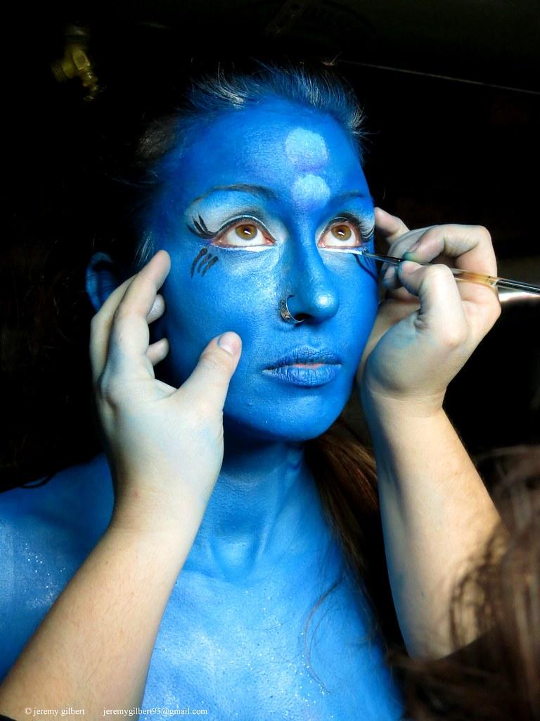 nude Avatar bodies