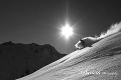 Powder Spass in Galtr (PrinothPhotography.com) Tags: schnee winter snow alps sport canon landscape austria tirol skiing urlaub powder berge landschaft wintersport tyrol 2012 skifahren snowboarden silvretta stausee galtr silvapark prinothphotography prinothphotographycom paznaunlanglaufen marcelprinoth ballunspitz