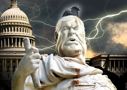 Newt Gingrich - Historic Figure