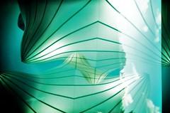 Luminarium tents (layla blackshear) Tags: film analog 35mm austin holga lomo xpro lomography crossprocessed texas fuji bc doubleexposure iso multipleexposure swap crossprocessing multiples 100 analogue 135 fujichrome provia doubles filmswap