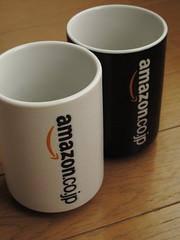 Amazon.co.jp cup. (MIKI Yoshihito ()) Tags: cup amazon amazoncojp