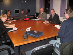 2011 Bestuursvergadering a