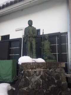 白虎隊記念館2