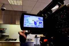 Camera Angle 2 (WhatsOnTheBoxProductions) Tags: film college kitchen k radio photography 1 nikon allen bokeh box whats sony year u shows year2 avon productions stratford upon midlands hnd aubery stratcast