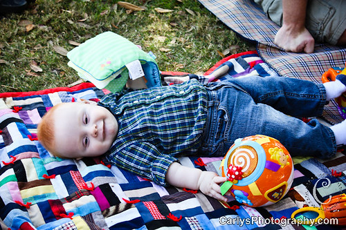 baby picnic & Kyton's first kiss-2.jpg