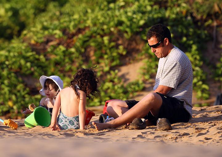 The World's Best Photos of adamsandler and daughter - Flickr