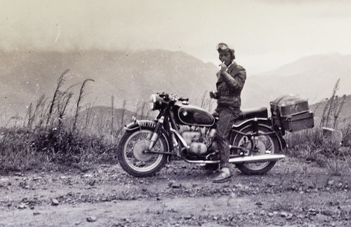 South Africa Undated. Probably 1954 Bike-2