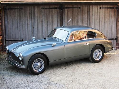 Aston Martin DB2/4 Mk1 Saloon (1955).