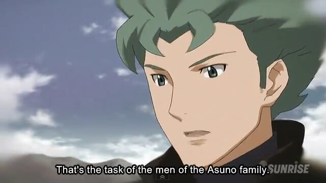 Gundam AGE Episode 16 The Gundam in the Stable Youtube Gundam PH (25)