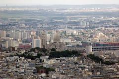 Looking down ... 4 (Silva_D) Tags: paris france view vy latoureiffel theeiffeltower eiffeltornet theironlady ladamedefer