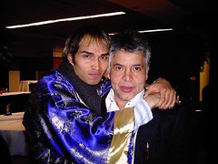 Diegodiego y Mitzy (Theworldsnumberoneentertainer) Tags: world music news film television radio entertainment hollywood celebrities luminaries gossip rumors publicfigures diegodiego escandals