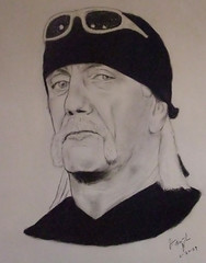 Hulk Hogan, World Champion Wrestler and actor drawing (fitzjim) Tags: world musician celebrity sunglasses closeup scarf court glasses hall back tv dvd intense artist drawing nwo newworldorder fame longhair bald champion rollerderby hips charcoal hollywood stare movies actor operations tvshow wrestler tall hulk mrt knees bodybuilder andrethegiant hogan operation retired staredown larger bombers wcw defend wrestlemania workingout steroids steroid realityshow roddypiper hulkster brunosammartino randysavage hoganknowsbest jimmyhart hollywoodhogan ironshiek jimfitzpatrick brookehogan brutusbeefcake lindahogan nickhogan mouthofthesouth midgetwrestlers tagteamchampions bashatthebeach athleticcommission brookeknowsbest drgeorgezahorian drzahorian pennsylvaniastateathleticcommission tagteampartner midgetwresting