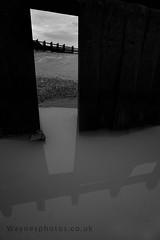 "365:37 Project 365 day 37 ""reflective door way"" (Blurred-vision) Tags: reflection art water project photography sussex photos sale images photographic canvas waynes prints 365 tidebreak waynehumphrey waynesphotos"