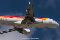 A-320 Iberia (EC-LXQ) (Ignacio Ferre) Tags: a320 iberia airbusa320