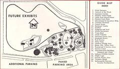 Indianapolis Zoo Map 1965 (Namey McNamerson) Tags: zoo book indianapolis coloring 1965