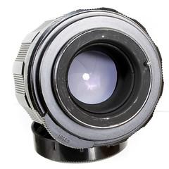 Super Taklumar 105mm,004 (Ebanator) Tags: asahi pentax m42 telephotolens asahipentax screwmount supertakumar 105mmf28 10528 portraitlens