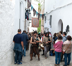 Festa Medieval Eivissa (Tim Cunningham's Images) Tags: spain ibiza balearics