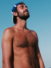 (Fabio Rocchio) Tags: man beard calabria tanned