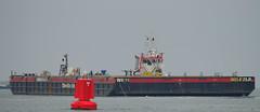 WB 11 & WATERLAND (kees torn) Tags: offshore tugs waterland nieuwewaterweg wb11 hoekvanholland wagenborg ahts rpa16 krve60 wagenborgbarge11