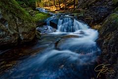 mossy_glen_waterfall_1239-Edit (jsinon) Tags: usa green waterfall moss eden uni cascade randolph secluded secretfalls goldenlight hiddenbeauty newhampshirewaterfall mossyglen
