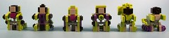 Constructicons (Micro-Mood Scale) 2 (M<0><0>DSWIM) Tags: scale lego micro g1 devastator constructicons