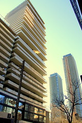 Bay Street Condominium Towers (wyliepoon) Tags: street 1 bay towers condo u condos thousand condominium downtowntoronto
