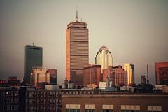 Fenway Park, Boston skyline. (Desolate Places) Tags: park red boston sox fenway 2016 soxphotonight