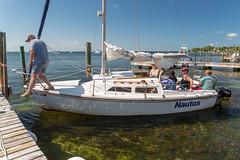 B36C4071 (WolfeMcKeel) Tags: ocean sea vacation keys bay spring key sailing florida lime largo 2016 buttonwood sailboot clubwater floridakeys2016vacationspring