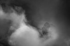 """Animation religieuse vs Animation montagnarde (Isat"""") Tags: mountain alps nature montagne alpes landscape noiretblanc nuage moutains"""