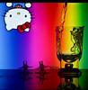 ,,[1] (Fatimah Alzwyed .. Instagram:fatimahalzwyed) Tags: nikon شرح الوان ماء anin خلفية انعكاس قطرات لابتوب بصمة تجميد d7000 أنين pasmat