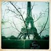 Eiffel torony No.8 (Gyula Kiss) Tags: city autumn urban paris france architecture eiffeltower citylife eiffel frencharchitecture autumninparis avenuedenewyork hipstamatic iphone4s