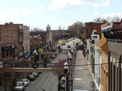 Downtown Morristown, Tn.