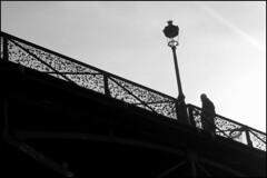 Bridge of lover locks (babvirag) Tags: paris france lock pontdesarts