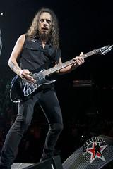 Metallica - Joe Louis Arena - Detroit, MI - Jan 13th 2009